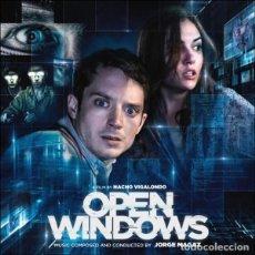 CDs de Música: JORGE MAGAZ - OPEN WINDOWS. Lote 251728975