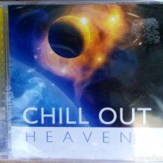 CDs de Música: CHILL OUT HEAVENS MÚSICA RELAJACIÓN PRECINTADO. Lote 215631440