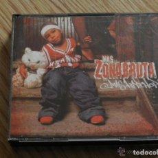 CDs de Música: MAS ZONA BRUTA MAS HIP HOP 2003 3 CD + DVD CHOJIN SFDK ZPU CPV SHOTTA VKR KASE FRANK T ARIANNA PUEL. Lote 215636800
