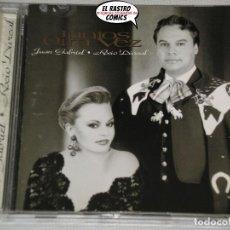 CDs de Musique: JUAN GABRIEL, ROCÍO DÚRCAL, JUNTOS OTRA VEZ, CD. Lote 215664010