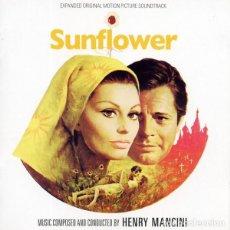 CDs de Música: SUNFLOWER - HENRY MANCINI - EDICIÓN ESPECIAL 2 DISCOS. Lote 193405103