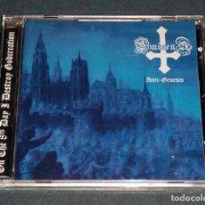 "CDs de Musique: CD EMINENZ ""ANTI-GENESIS"". Lote 215708945"