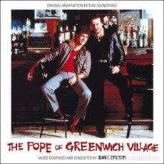 CDs de Musique: DAVE GRUSIN - THE POPE OF GREENWICH VILLAGE. Lote 223580797
