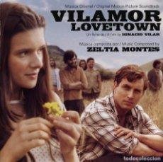 CDs de Música: ZELTIA MONTES - VILAMOR LOVETOWN. Lote 262964570