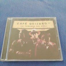 CDs de Música: CAFÉ QUIJANO. LA TABERNA DEL BUDA. Lote 215746081
