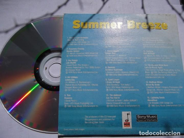 CD MUSICAL DE 15 SENSACIONALES TEMAS DE VERANO DE LOS 70/80 (Música - CD's Pop)