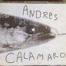 CDs de Música: ANDRES CALAMARO - EL SALMON - BOX 5 CD DRO/WARNER/GASA 2000. Lote 215797812