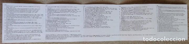 CDs de Música: Andres Calamaro - El salmon - Box 5 CD DRO/Warner/Gasa 2000 - Foto 7 - 215797812