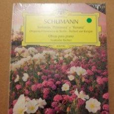 CDs de Música: SCHUMANN. SINFONÍAS PRIMAVERA Y RENANA (2 CD) DEUTSCHE GRAMMOPHON (PRECINTADO). Lote 215809947