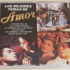 CDs de Música: LOS MEJORES TEMAS DE AMOR / CD - PERFIL-1990 / 17 TEMAS / PRECINTADO A ESTRENAR.. Lote 215818478