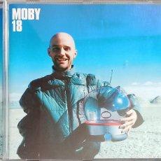 CDs de Música: MOBY: 18. Lote 215825466