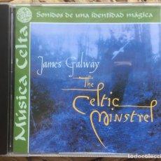 CDs de Música: JAMES GALWAY - THE CELTIC MINSTREL - CD BMG/RCA VICTOR RBA 2000. Lote 215830173