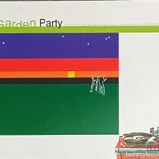 CDs de Música: GARDEN PARTY: THE COOL SOUND OF THE GRASS. Lote 215830495