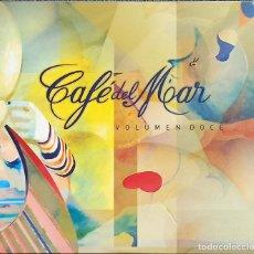 CDs de Música: CAFÉ DEL MAR 12. Lote 215831606
