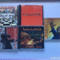 CDs de Música: LOTE CD REINCIDENTES BARRICADA SKA-P PLATERO Y TU EXTREMODURO PORRETAS ROSENDO. Lote 215844470