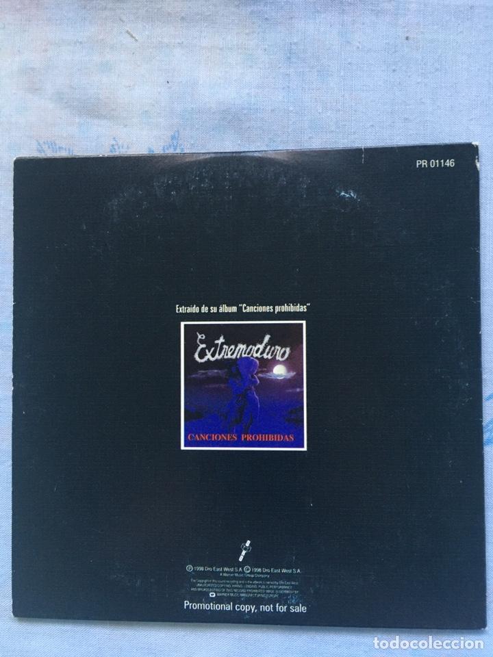 CD SINGLE EXTREMODURO CANCIONES PROHIBIDAS MAREA BARRICADA LOS SUAVES REINCIDENTES ROSENDO (Música - CD's Rock)