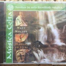 CDs de Música: MATT MOLLOY - SHADOWS ON STONE - CD VIRGIN RBA 1999 PRECINTADO. Lote 215847085