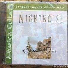 CDs de Música: NIGHTNOISE - SHADOW OF TIME - CD WINDHAM HILL RECORDS RBA 2000 PRECINTADO. Lote 215850472