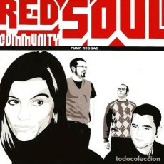 CDs de Música: RED SOUL COMMUNITY PUP REGGAE. Lote 215892375