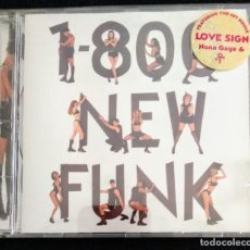 CDs de Música: CD 1994 - 1800 NEW FUNK - MADE IN GERMANY - GEORGE CLINTON, NONA GAYE, MADHOUSE, MAVIS STAPLES. Lote 215898462