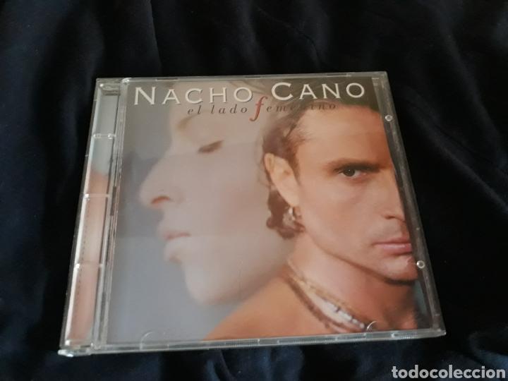 CD NACHO CANO MECANO EL LADO FEMENINO (Música - CD's Rock)