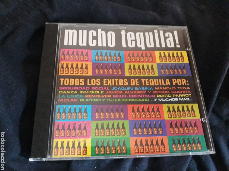 CD MUCHO TEQUILA GRANDES ÉXITOS (Música - CD's Rock)