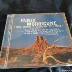 CDs de Música: CD ENNIO MORRICONE BANDAS SONORAS LA MUERTE TENÍA UN PRECIO. Lote 215926278