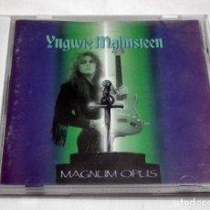 CDs de Música: CD YNGWIE J. MALMSTEEN - MAGNUS OPUS. Lote 215933080