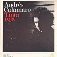 CDs de Música: ANDRÉS CALAMARO ?– TINTA ROJA. Lote 215954056