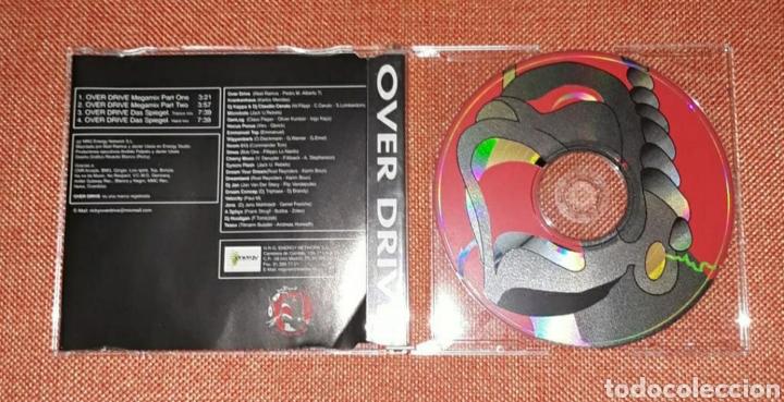 CDs de Música: Cd Promo Discoteca Over Drive - Foto 2 - 215968900