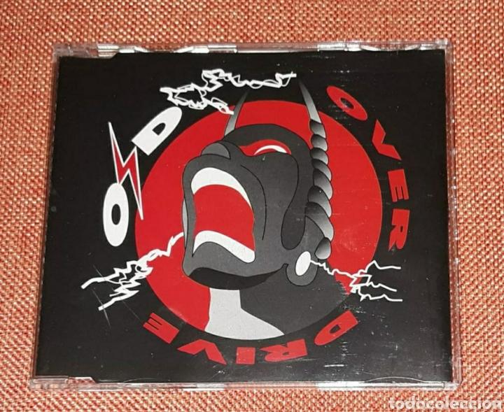 CD PROMO DISCOTECA OVER DRIVE (Música - CD's Techno)