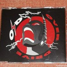 CDs de Música: CD PROMO DISCOTECA OVER DRIVE. Lote 215968900