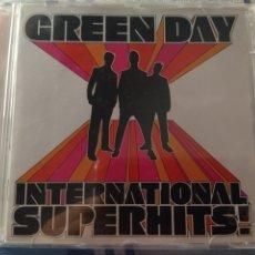 CDs de Música: GREEN DAY CD. Lote 215978476
