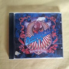 CDs de Música: DOKKEN - BACK FOR THE ATTACK - CD, ELEKTRA 1987. Lote 215990512
