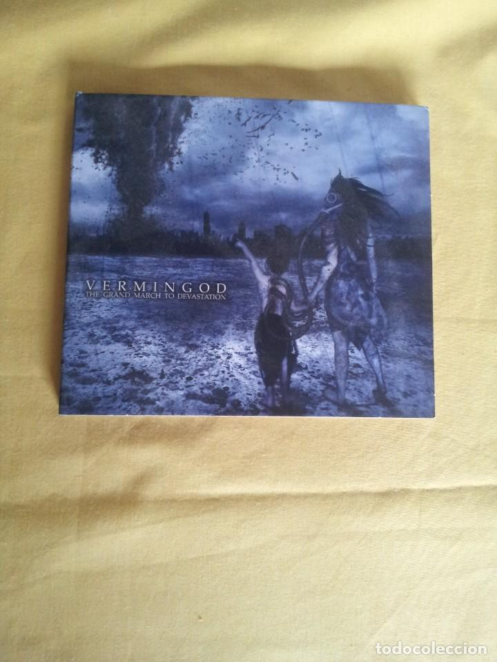 VERMINGOD - THE GRAND MARCH TO DEVASTATION - CD, 2010 (Música - CD's Heavy Metal)