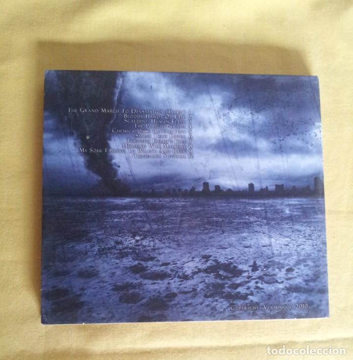 CDs de Música: VERMINGOD - THE GRAND MARCH TO DEVASTATION - CD, 2010 - Foto 2 - 216014995