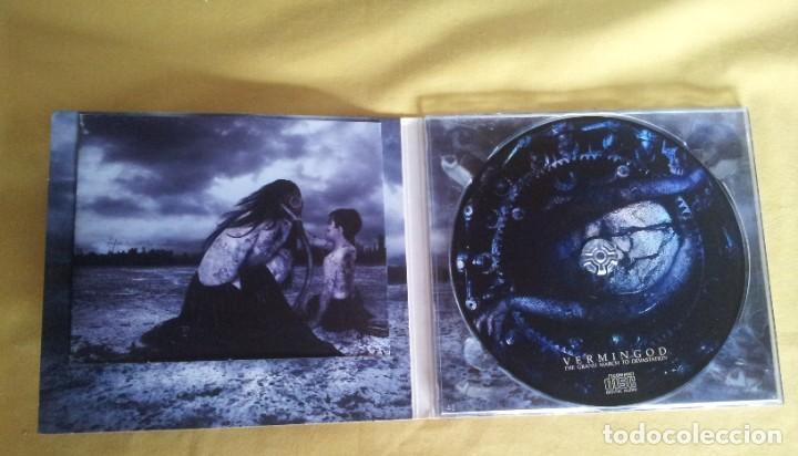 CDs de Música: VERMINGOD - THE GRAND MARCH TO DEVASTATION - CD, 2010 - Foto 3 - 216014995