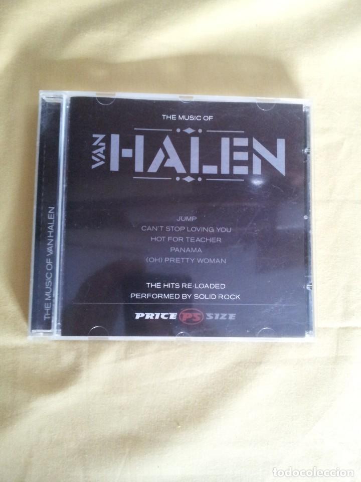 VAN HALEN - THE MUSIC OF VAN HALEN - CD, PROMO SOUND 2005 (Música - CD's Heavy Metal)