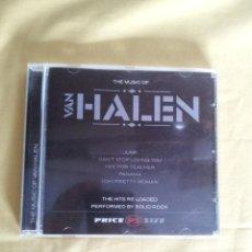 CDs de Música: VAN HALEN - THE MUSIC OF VAN HALEN - CD, PROMO SOUND 2005. Lote 216018311