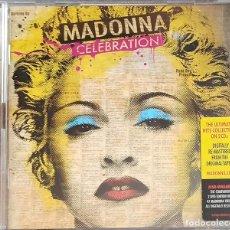 CDs de Música: MADONNA: CELEBRATION. Lote 216381685