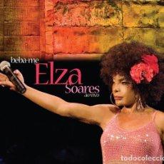 CD de Música: ELZA SOARES – BEBA-ME AO VIVO - NUEVO Y PRECINTADO. Lote 216382947