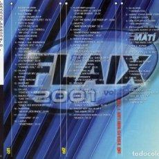 CDs de Música: FLAIX MATÍ VOL. 3. TRIPLE CD/ TEMPO MUSIC - 2001. Lote 216399391