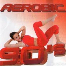 CDs de Música: AEROBIC 90'S (2009) CON-456-CD CONTRASEÑA RECORDS. Lote 216399868
