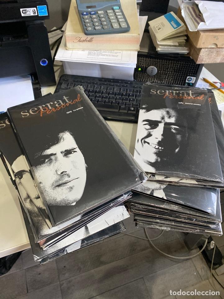 DVD SERRAT PERSONAL (Música - CD's Flamenco, Canción española y Cuplé)