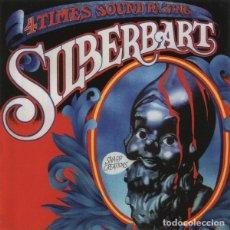 CDs de Música: SILBERBART - 4 TIMES SOUND RAZING (CD). Lote 216414651