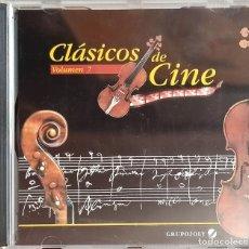 CDs de Música: COLECCIÓN CD'S CLÁSICOS DE CINE Nº 6 (PRECINTADO), 7, 10, 11, 12, 13.. Lote 216440455