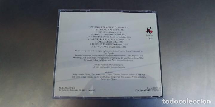 CDs de Música: LOSADAS-CD PA LLORAR DE MOMENTO - Foto 3 - 216453795