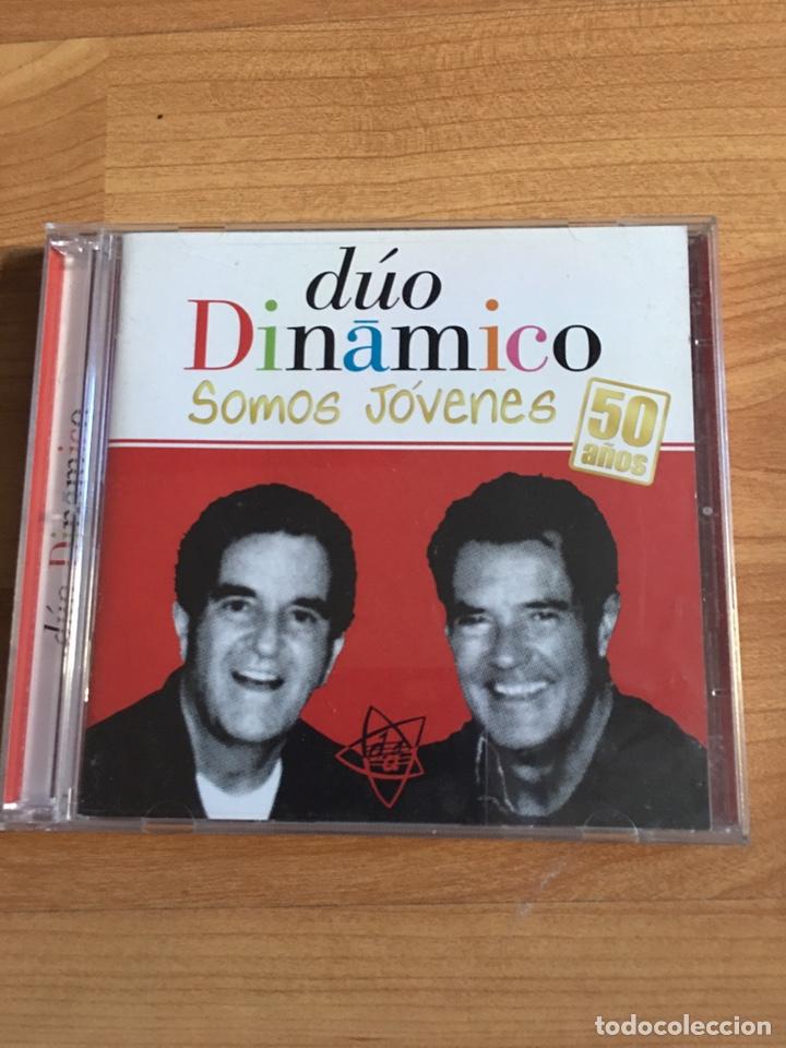 DÚO DINÁMICO - SOMOS JÓVENES (Música - CD's Melódica )