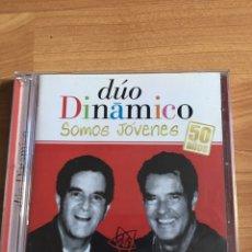 CDs de Música: DÚO DINÁMICO - SOMOS JÓVENES. Lote 216487885