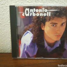 CDs de Música: CD ANTONIO CARBONELL. Lote 216499201